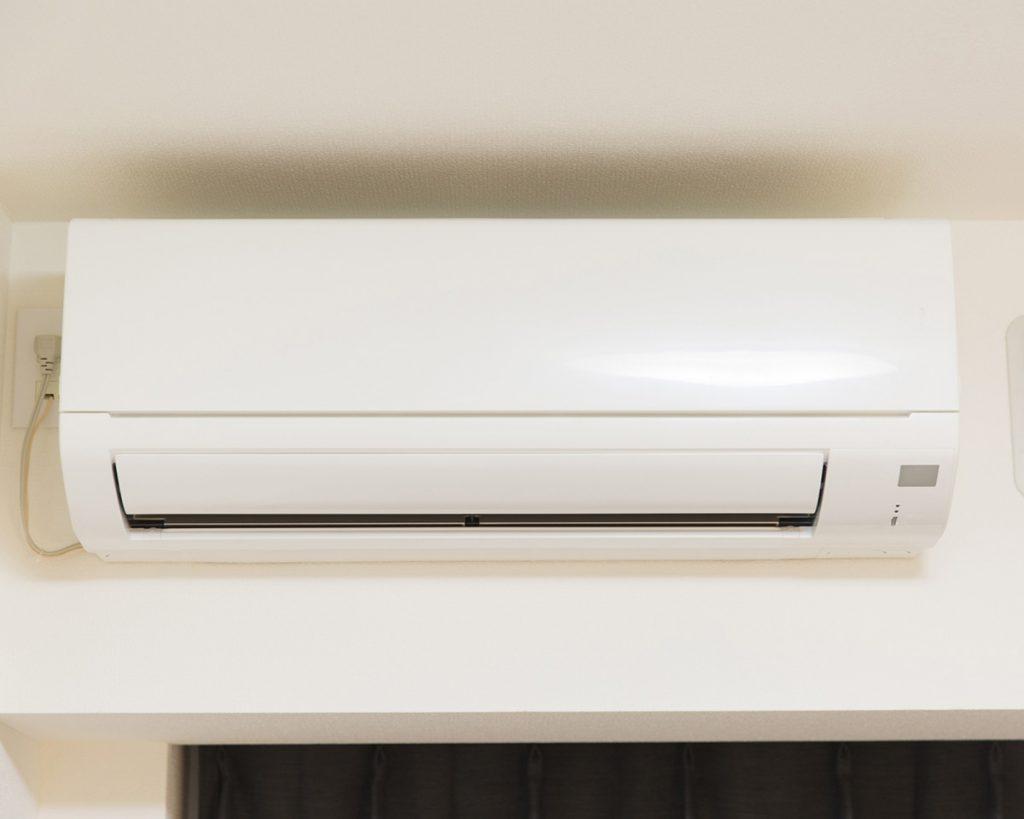家庭用のエアコン工事