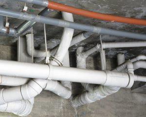 給水給湯排水管工事