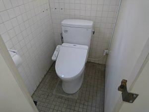 女子トイレ改修工事 西武信用金庫阿佐ヶ谷南支店 東京都杉並区 R-19277