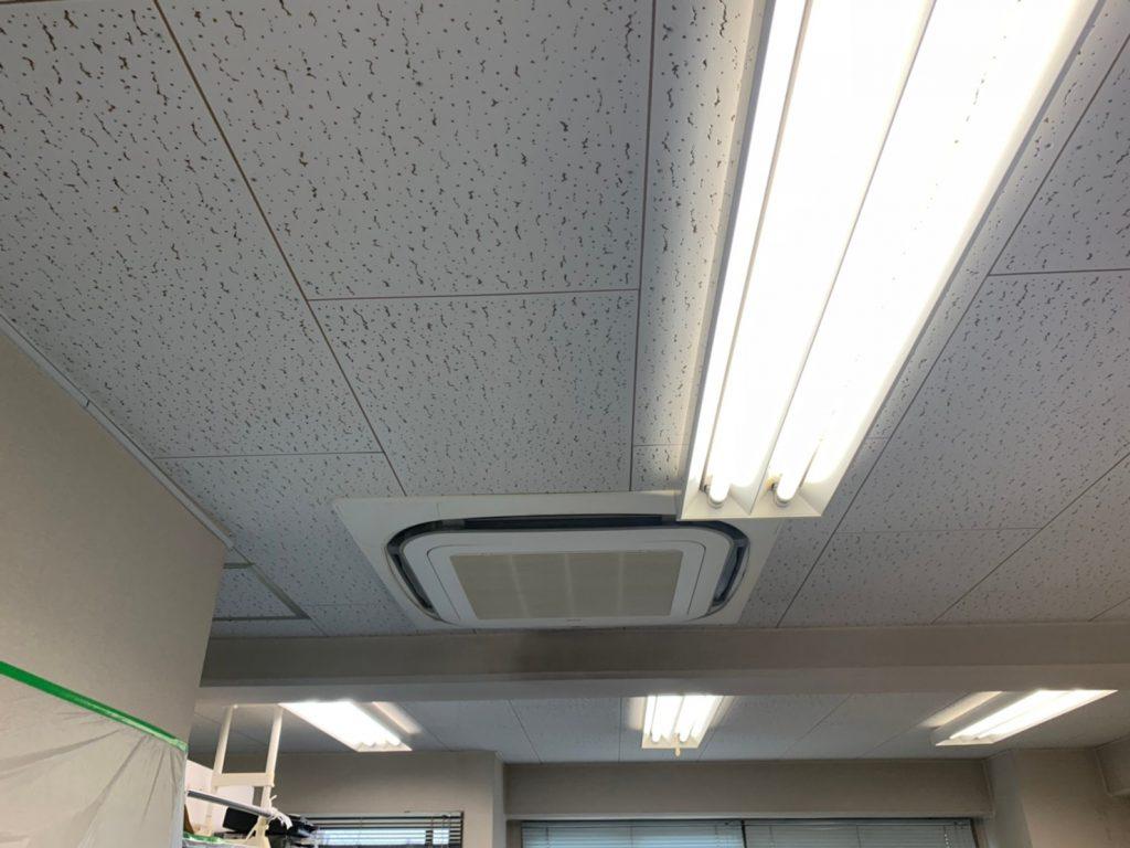 空調機更新工事 洞口ビル 東京都杉並区 R-20063