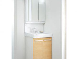 LIXIL オフト 洗面化粧台FTV1N-605SY-W&オフト ミラーキャビネットMFTX1-601XPJU