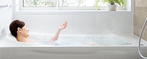 ゆるリラ浴槽 サザナ/WY シリーズ