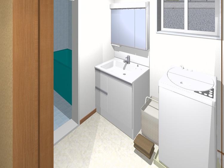 洗面所/お風呂場