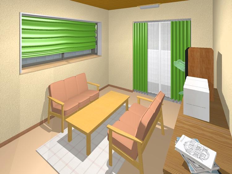 のび太の家の応接室