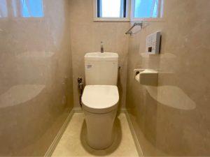 トイレ改修工事 Y様邸 東京都
