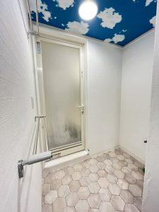 洗面室及び浴室改修工事|東京都調布市